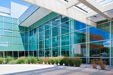 business glass windows