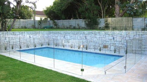Glass Fence for Pool